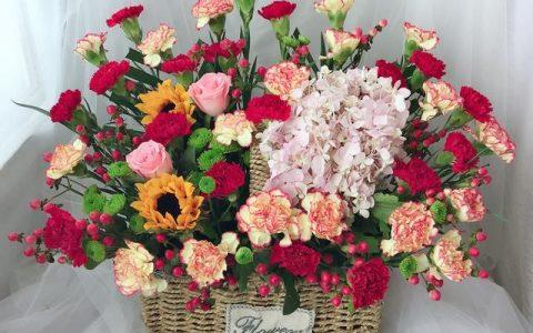 分享100種鮮花花語。