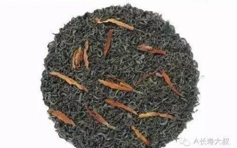 大叔說茶珠蘭花茶